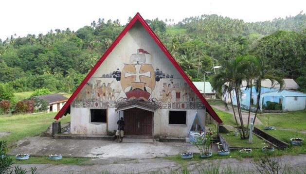 Salybia Church, Dominica. Photo: Amy Strecker
